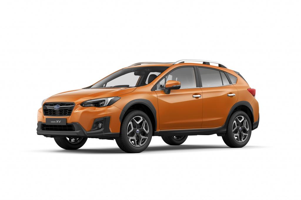 Старт продаж Subaru XV и специальные цены на другие модели Subaru - Успех  Авто + - г. Саратов